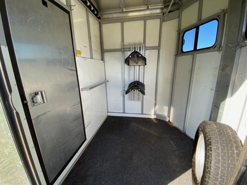 1999 Sundowner Extra Tall  2 Horse Straight Load Bumperpull Horse Trailer SOLD!!!
