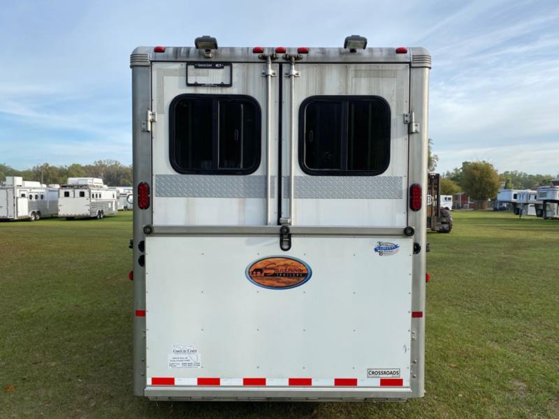 2013 Sundowner   4 Horse Straight Load Gooseneck Horse Trailer