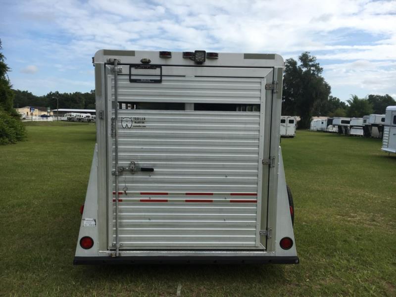 2008 WW   3 Horse Slant Load Bumperpull Horse Trailer SOLD!!!