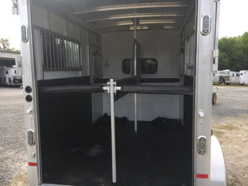 2015 Sundowner Charter SE  2 Horse Straight Load Bumperpull Horse Trailer SOLD!!!